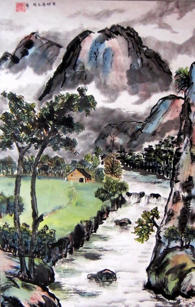 Yipsss Chinese Paintings And Watercolors Page 3