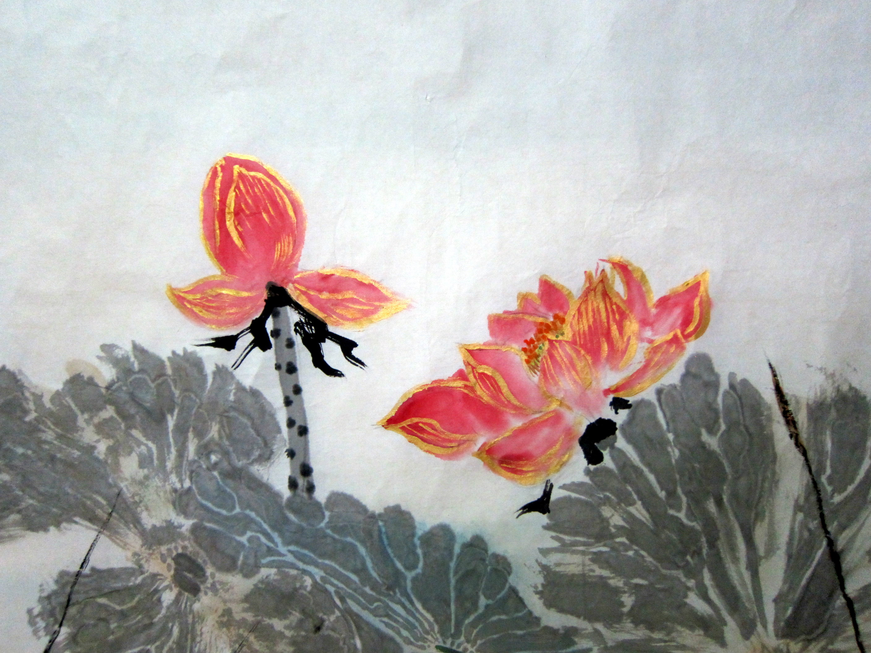 Lotus yipsss this entry was posted in chinese painting izmirmasajfo