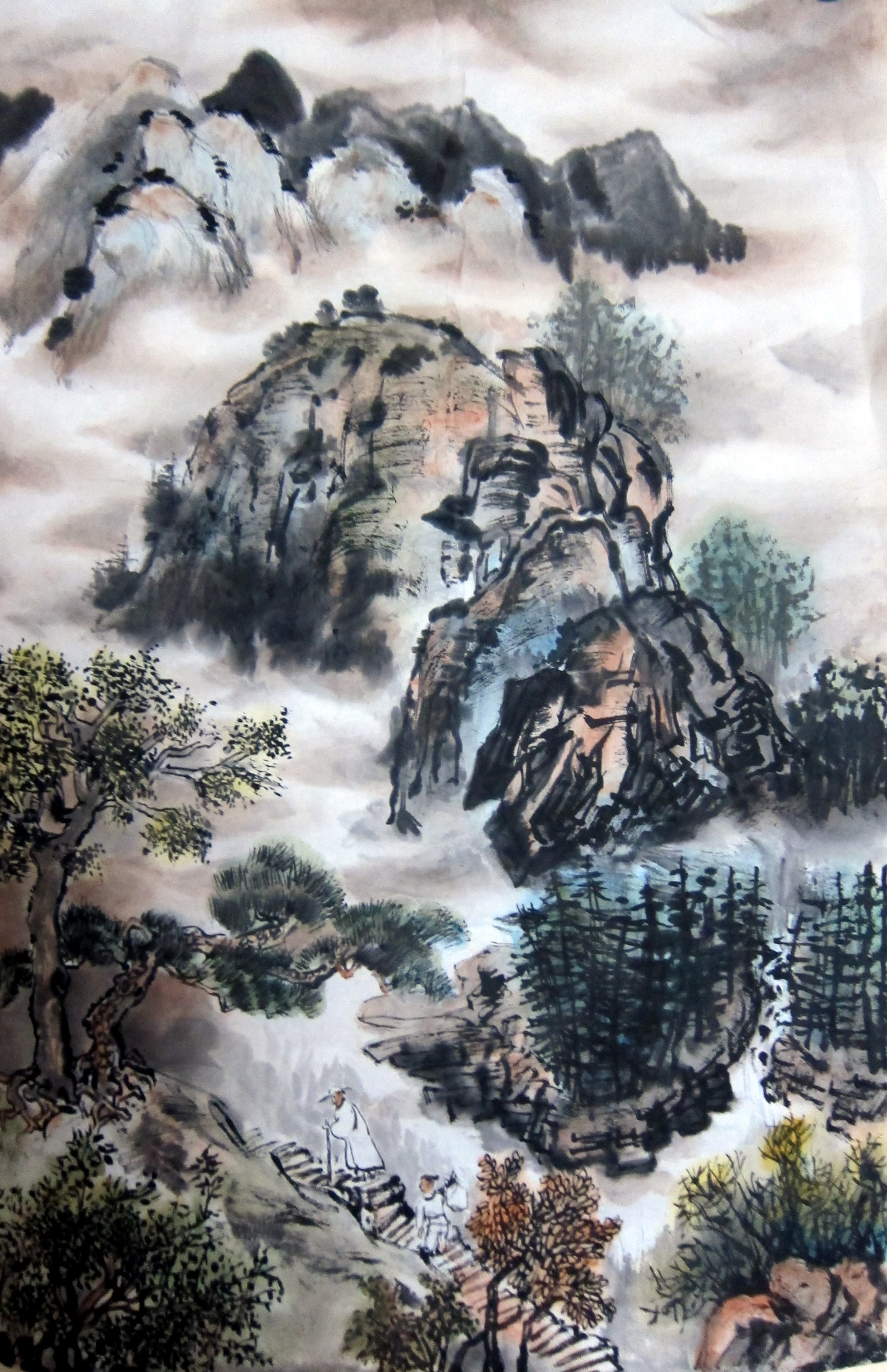 chinese painting Ancient china covered a vast and ever-changing geopolitical landscape, and the art it produced over three millennia is, unsurprisingly, just as varied.
